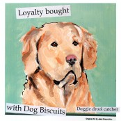 Loyalty Bought with Dog Biscuits