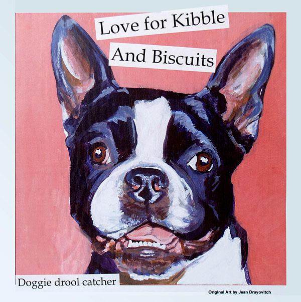 Love for Kibble